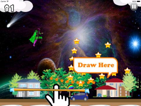 Big Monster At Night Cool - Game Jumps At Night screenshot 7