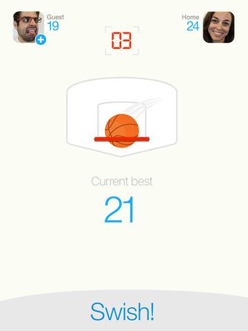 Basketball Free Throw screenshot 7