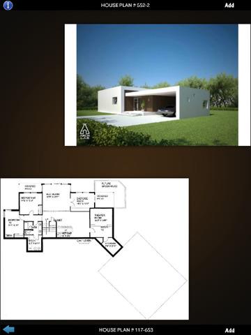 Modern House Plans Info screenshot 8