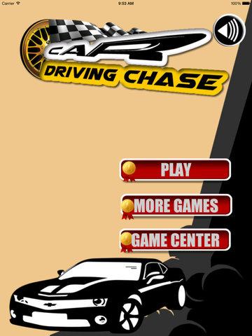 Car Driving Chase - Racing Rush Simulator Game screenshot 6