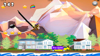 A Fantastic In Funny Jumps PRO - Girl Jumping Game screenshot 3