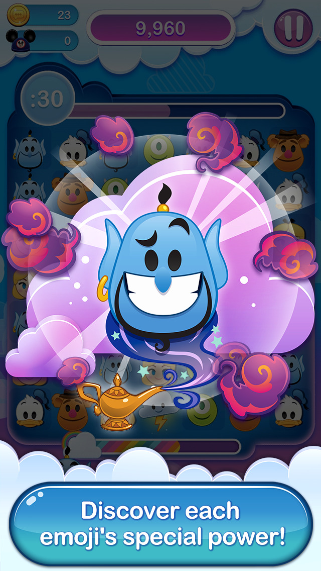 Disney Emoji Blitz screenshot 3