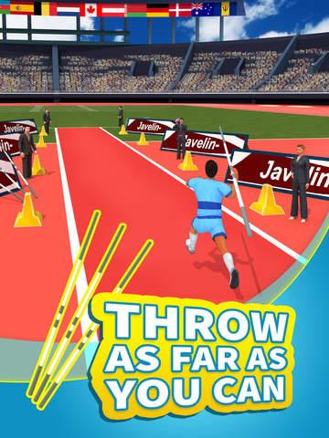 Summer Sports: Javelin screenshot 6