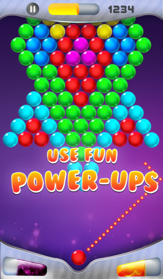 Bubble Shooter! Extreme screenshot 1