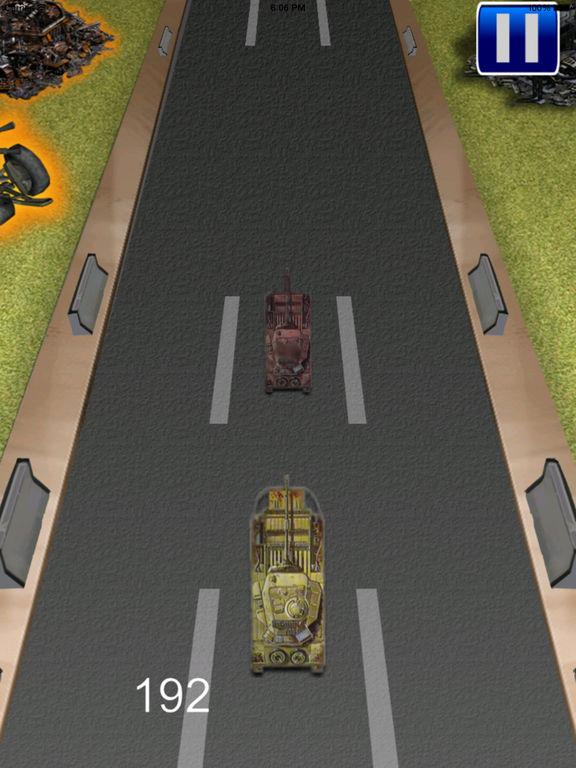A Tank Furious Pro - The Best Games Rivals Sprint screenshot 8