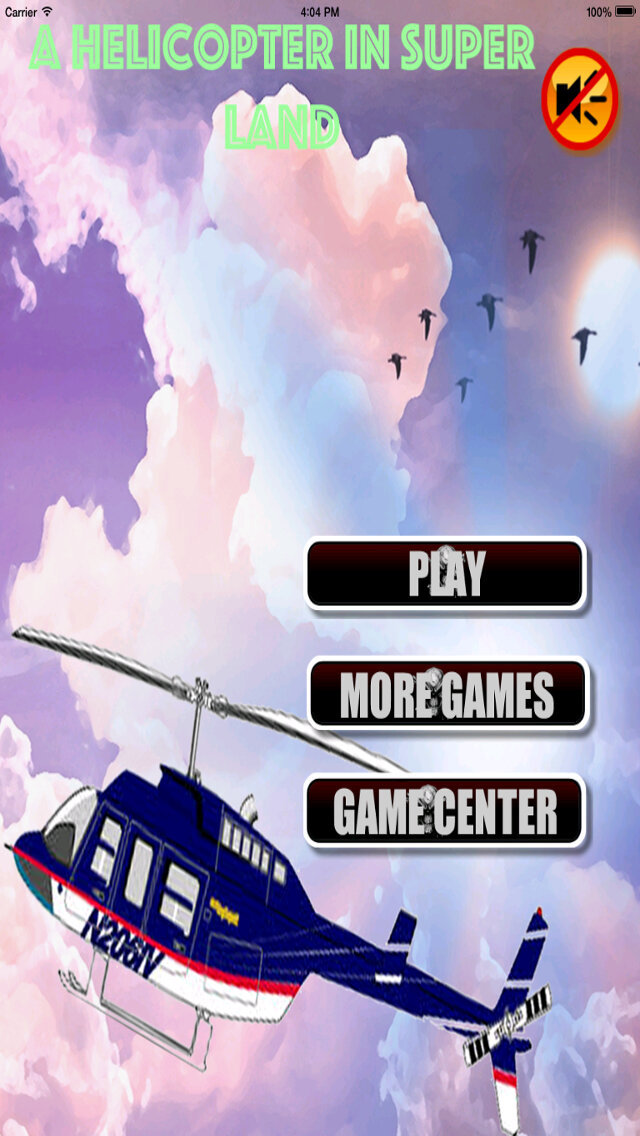 A Helicopter In Super Land Pro- Magic Flyging In The Sky screenshot 1