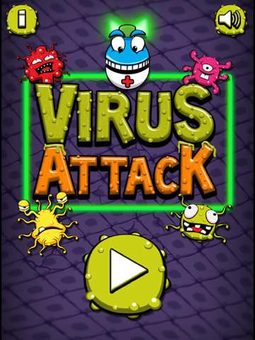 Virus Attack! screenshot 6