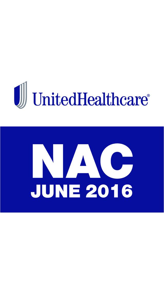 UnitedHealthcare NAC June 2016 screenshot 1