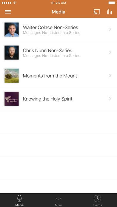 Christ Community Church IV screenshot 1