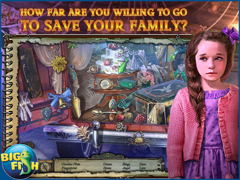 Whispered Secrets: Into the Beyond - A Hidden Object Adventure (Full) screenshot 7