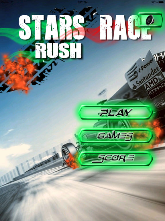 A Stars Rush Race PRO - A Real Adrenaline screenshot 6