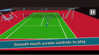 Real 3D Tennis Pro screenshot 3