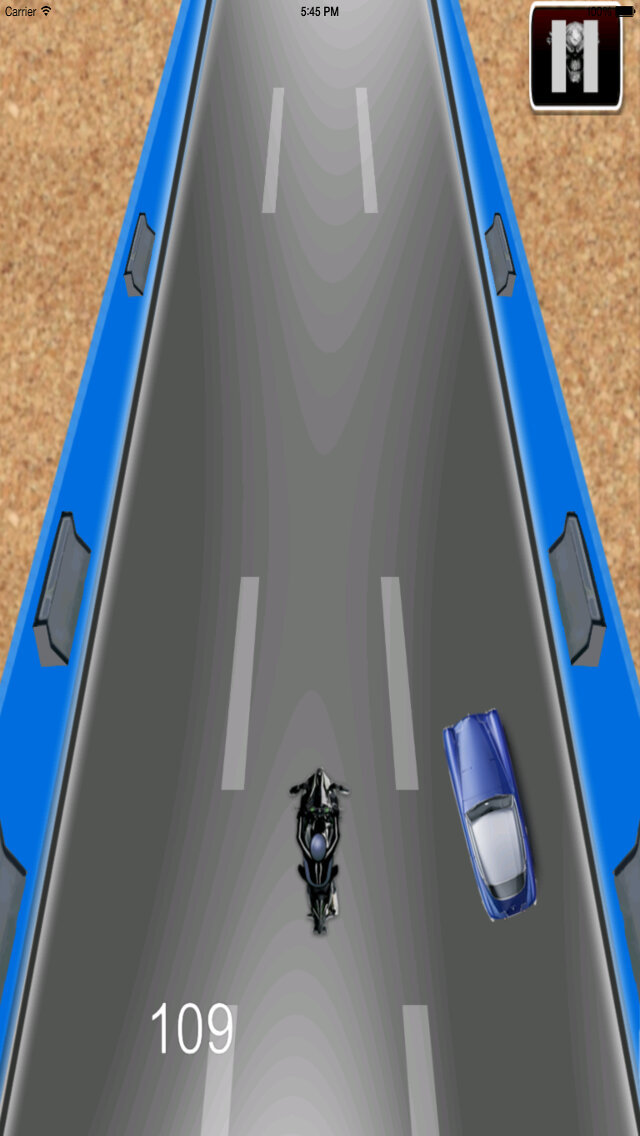 Extreme Speed Motorcycle - Adventure On Two Wheels screenshot 3