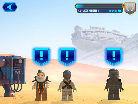 LEGO® Star Wars™ Force Builder screenshot 10
