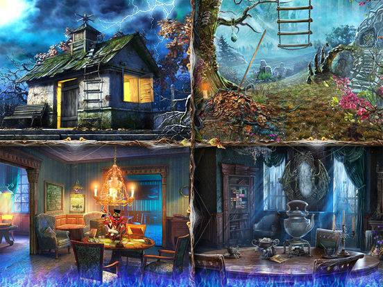 Contract With The Devil: Hidden Object Adventure screenshot 7