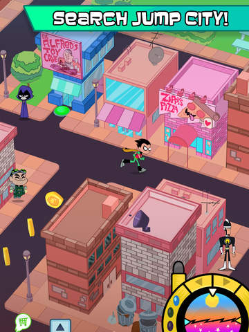 Teeny Titans - Teen Titans Go! screenshot #4