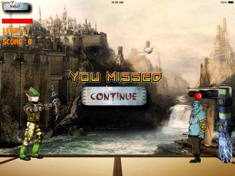 Sniper Hood PRO - The Best Archery Game screenshot 9