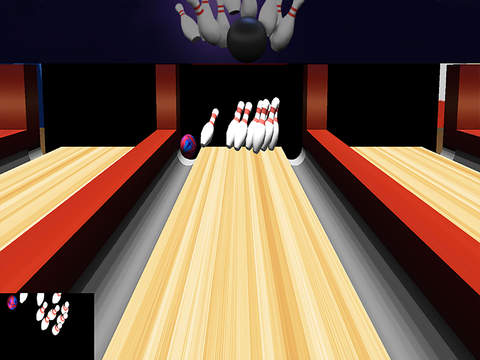 3D Bowling Free : Best Bowling Allay Game-s screenshot 10