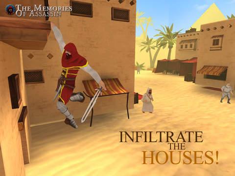 The Memories Of Assassin screenshot 7