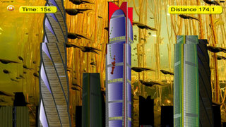 A Gorilla King - Run, Jump and Fly Adventure screenshot 2