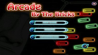 Arcade By The Bricks Pro - Unique Addictive Game screenshot 1