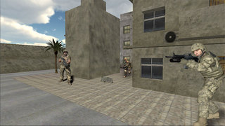 Urban Commando Counter Attack screenshot 2