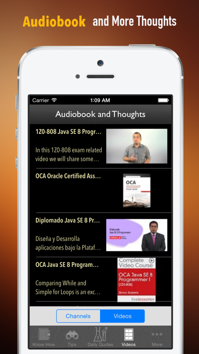 OCP(Oracle Certified Professional): Practical Guide Cards with Key Insights and Daily Inspiration screenshot 2