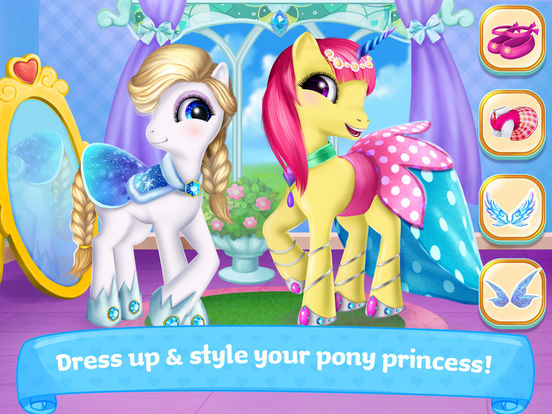 Pony Horse Princess Academy screenshot 7