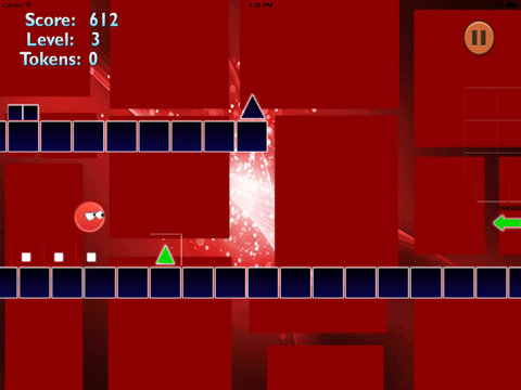 Amazing Pixel Jump Geometry - Temple Of Mega Dash Endles Zone screenshot 9