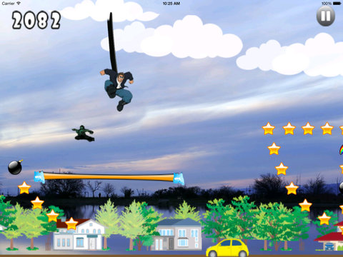 A Impossible Jump Monster - Crazy Chase Quiz screenshot 7