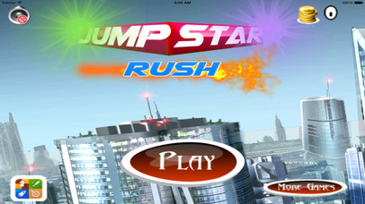 A Jump Star Rush - A Chase Awesome Game screenshot 5
