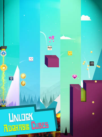 MicroCube - Amazing Jump (Amazing Cube World) screenshot 8