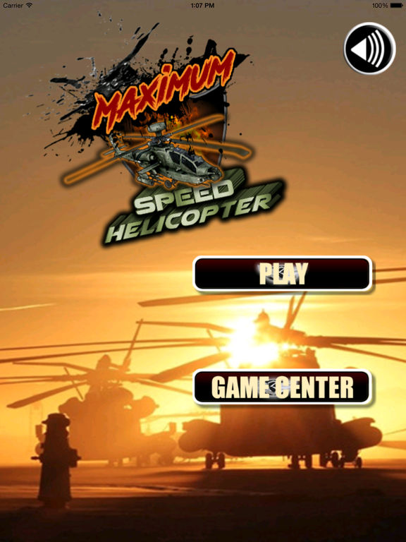 Maximum Speed Helicopter Pro -A Xtreme Flying Ride screenshot 6