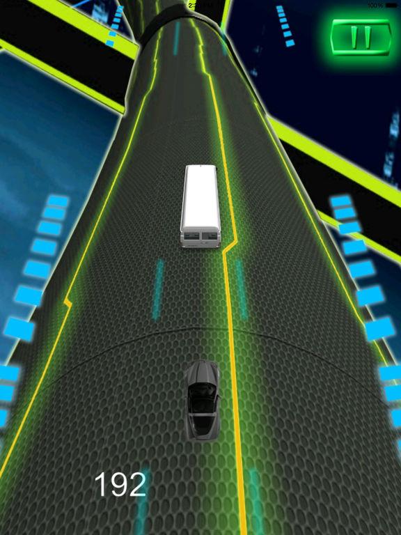 A Speed Neon Car - Amazing Speed Light Car screenshot 10