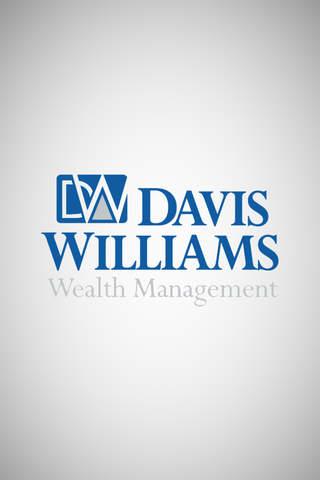 Davis Williams - náhled