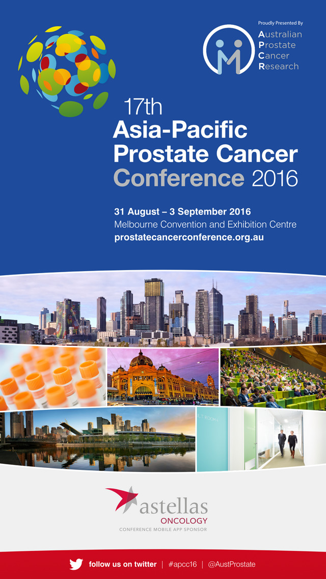 Prostate Cancer Conference 16 screenshot 2