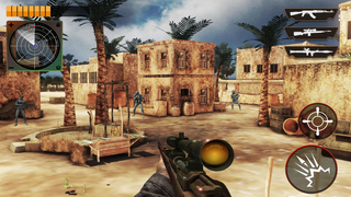 Commando Shooter Fury screenshot 1