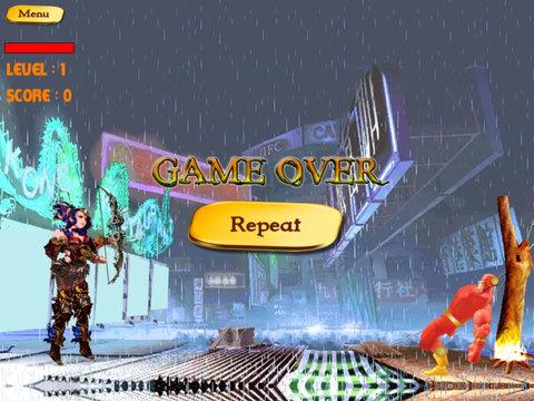 Amazon Bow & Arrow - Secret Archer Fighters screenshot 9