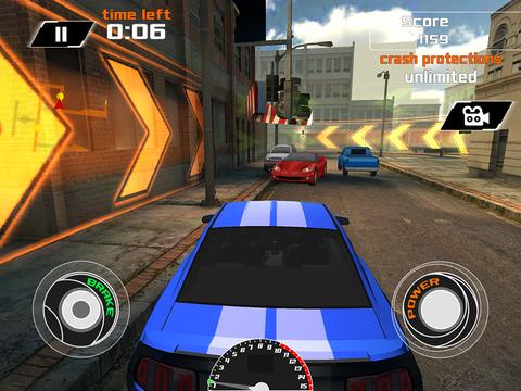 American Muscle Car Simulator - Turbo City Drag Racing Rivals Game FREE screenshot 6