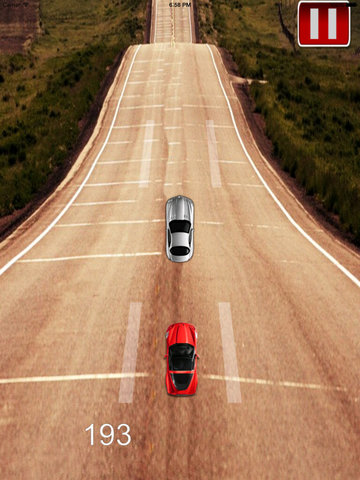 A Delivery Car Roads - Racing Hovercar Game screenshot 10