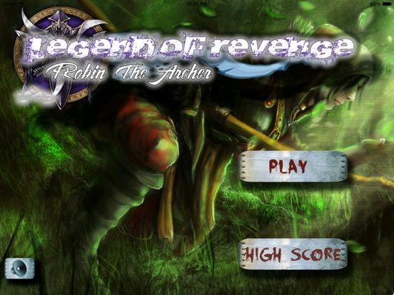 A Legend Of Revenge Robin The Archer - Best Arrow Tournament Cup Game screenshot 6