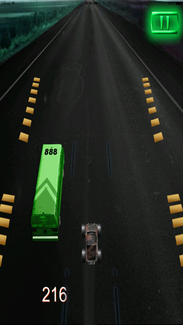 Monster Highway Adrenaline - Xtreme Driver Bes screenshot 4