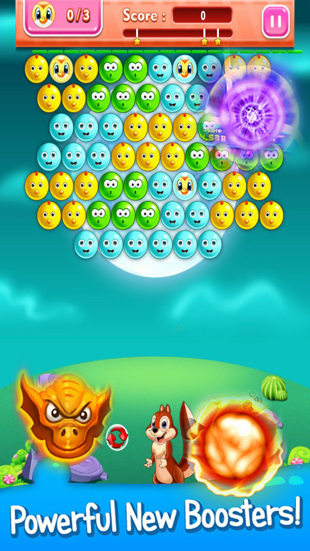 Animal Special Bubble screenshot 3