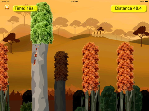 Gorilla Monster Rope - Jump and Fly in Solitaire Master Adventure screenshot 10