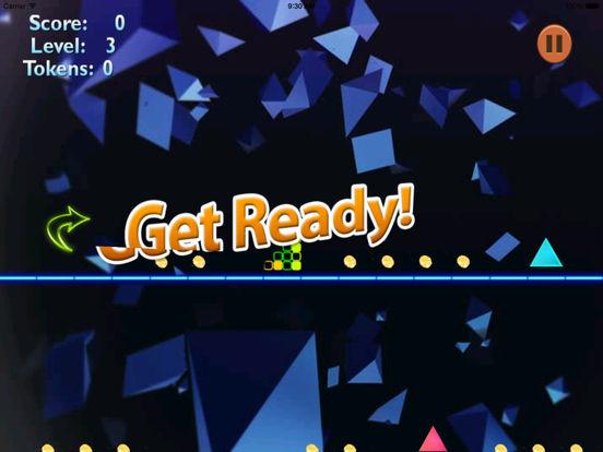 A Stellar Jump Geometry - Best Neon Bouncing Game screenshot 10