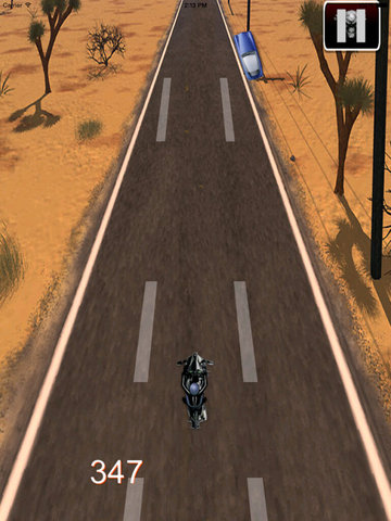 Speedway Bike Simulator  2- Real Classic Race screenshot 9
