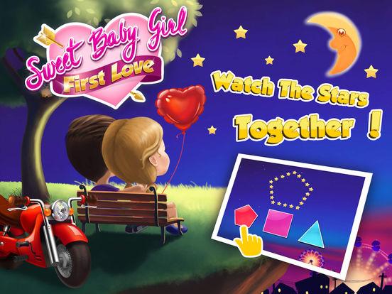 Sweet Baby Girl First Love - First Date & Dress Up screenshot 10