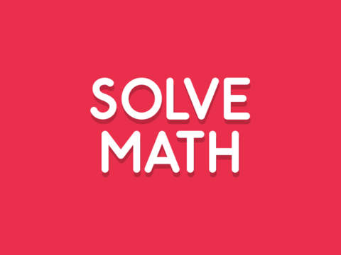 Solve Math screenshot 4