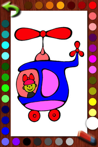 Younger Baby's Coloring Pages - náhled
