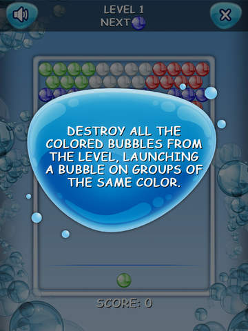 Bubble Shooter ® screenshot 6
